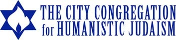 The City Congregation for Humanistic Judaism Logo